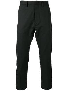 укороченные брюки строгого кроя Pence