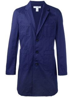 удлиненный пиджак Comme Des Garçons Shirt