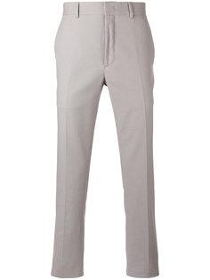 брюки строгого кроя Fendi