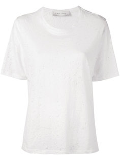 рваная футболка Iro