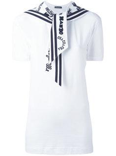 футболка-матроска Dolce & Gabbana