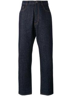 прямые джинсы Umit Benan