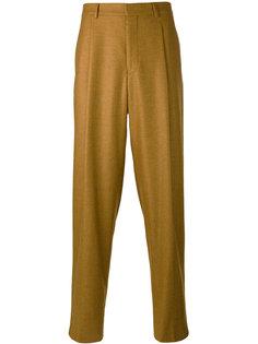 классические брюки со складками E. Tautz