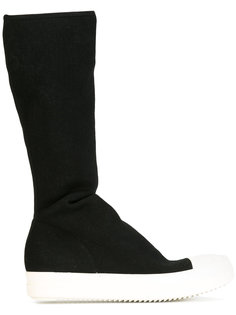 кроссовки с носком Rick Owens DRKSHDW