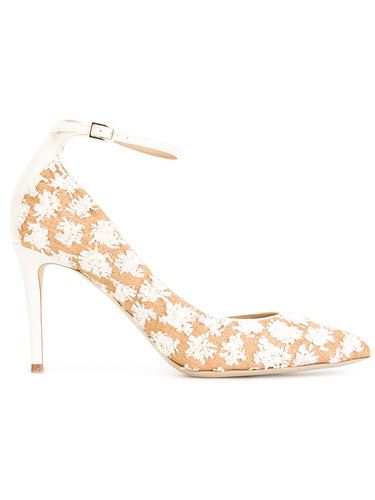 туфли с ремешком на щиколотке Jimmy Choo
