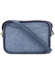 джинсовая сумка через плечо  Derek Lam 10 Crosby
