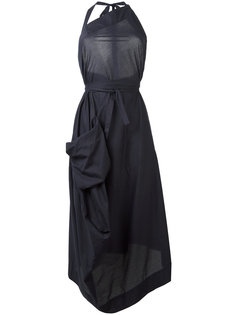 асимметричное платье  Vivienne Westwood