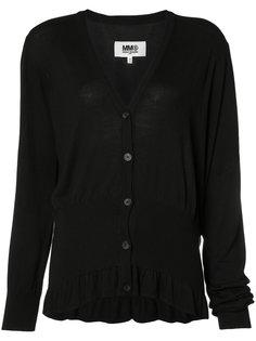 блузка на пуговицах спереди Mm6 Maison Margiela