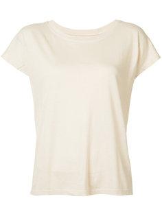 классическая футболка Raquel Allegra