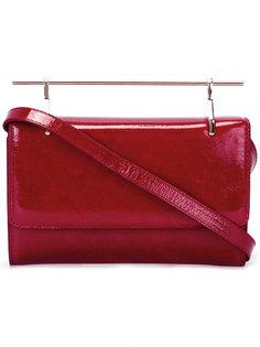 лакированная сумка M2malletier