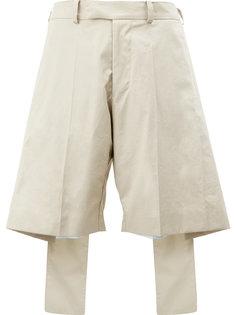 широкие шорты Moohong