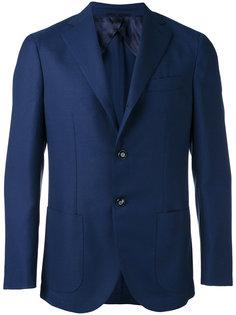 пиджак с накладными карманами Barba
