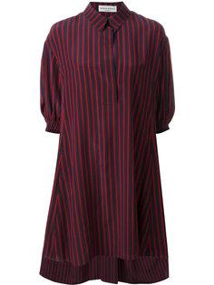 платье-рубашка в полоску Sonia Rykiel