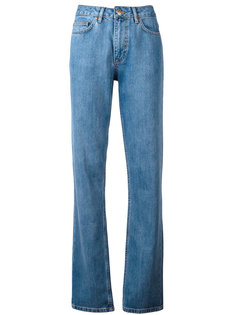 джинсы прямого кроя Aalto