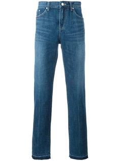 джинсы прямого кроя Plac