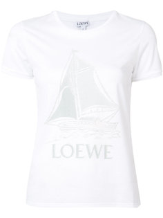футболка с логотипом Loewe