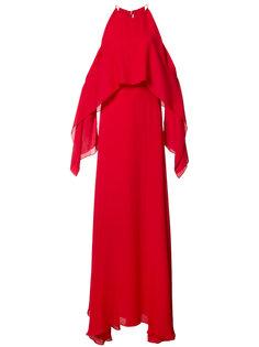 свободное вечернее платье Rosetta Getty