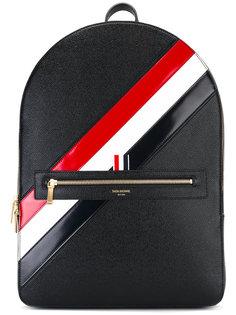 рюкзак в диагональную полоску Thom Browne