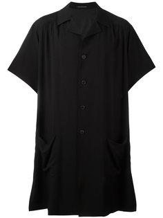 длинная рубашка Yohji Yamamoto
