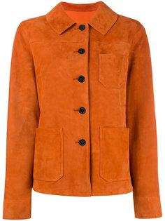 приталенная куртка Drome