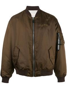 объемная куртка бомбер Golden Goose Deluxe Brand