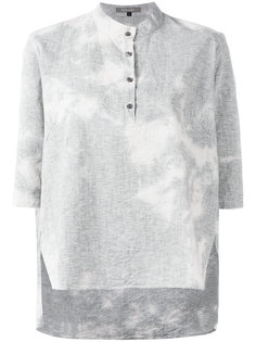 рубашка с принтом Suzusan