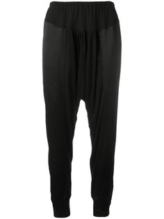 брюки с заниженной проймой Tsumori Chisato