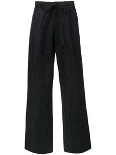 свободные брюки  Maison Flaneur