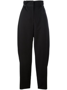 укороченные брюки с завышенной талией Stella McCartney