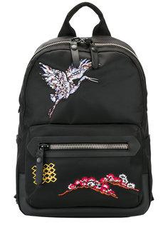рюкзак с вышивкой птицы Lanvin