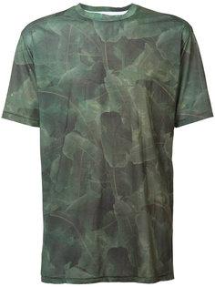футболка с пальмами Baja East