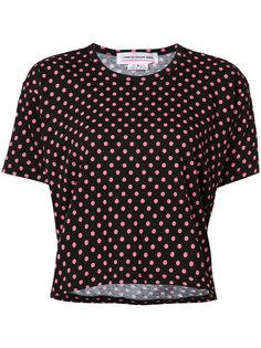 футболка в горох Comme Des Garçons Girl