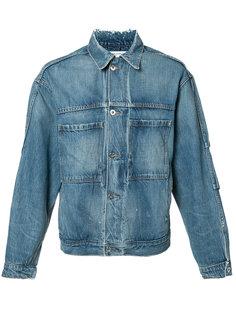 джинсовая куртка Mr. Completely