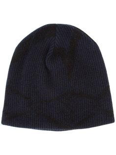 кашемировая шапка-бини Baja East