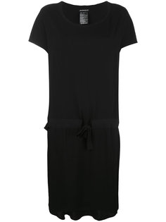 платье-футболка кроя миди Ann Demeulemeester