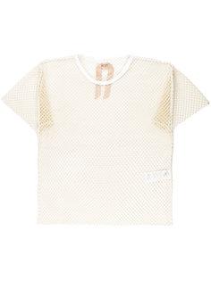 сетчатая футболка Nº21