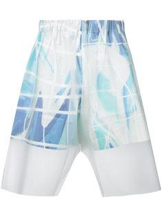 шорты Haina с защитной панелью Wan Hung