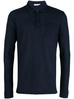 базовая рубашка-поло Sunspel