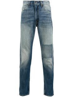 зауженные джинсы с заплаткой Levis Vintage Clothing