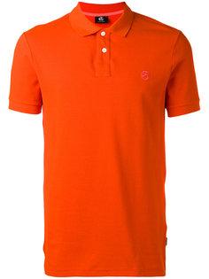 рубашка-поло с вышитым логотипом Ps By Paul Smith