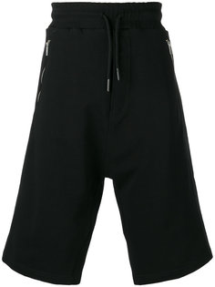 спортивные брюки на шнурке Diesel