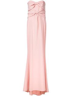 длинное вечернее платье Boutique Moschino