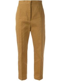 укороченные брюки Attila Jil Sander