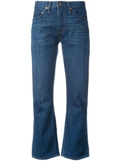 слегка расклешенные джинсы 1967 505 Customized Levis Vintage Clothing