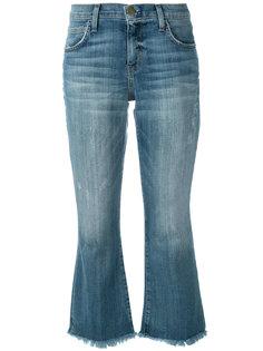 укороченные джинсы Flip Flop Current/Elliott