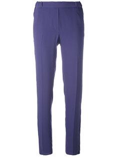 классические брюки строгого кроя Mm6 Maison Margiela