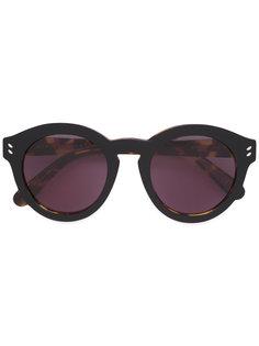 очки в округлой форме Stella Mccartney Eyewear