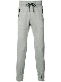 брюки с эластичным поясом Moncler X Off-White