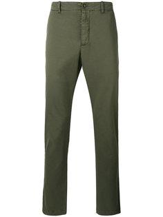 классические брюки-чинос  YMC