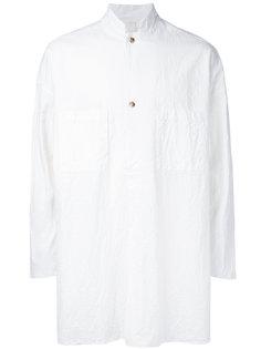 рубашка с воротником-стойка Forme Dexpression